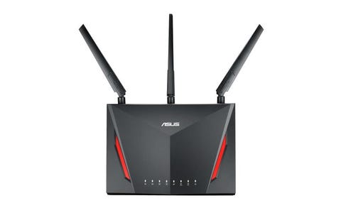 ASUS RT-AC86U AI Mesh Gaming WiFi Router AC2900 Dual-Band