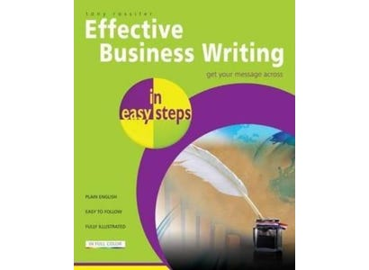 In Easy Steps Books - Effective Business Writing In Easy Steps