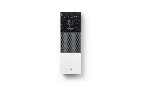 Netatmo Smart Video Doorbell - Black