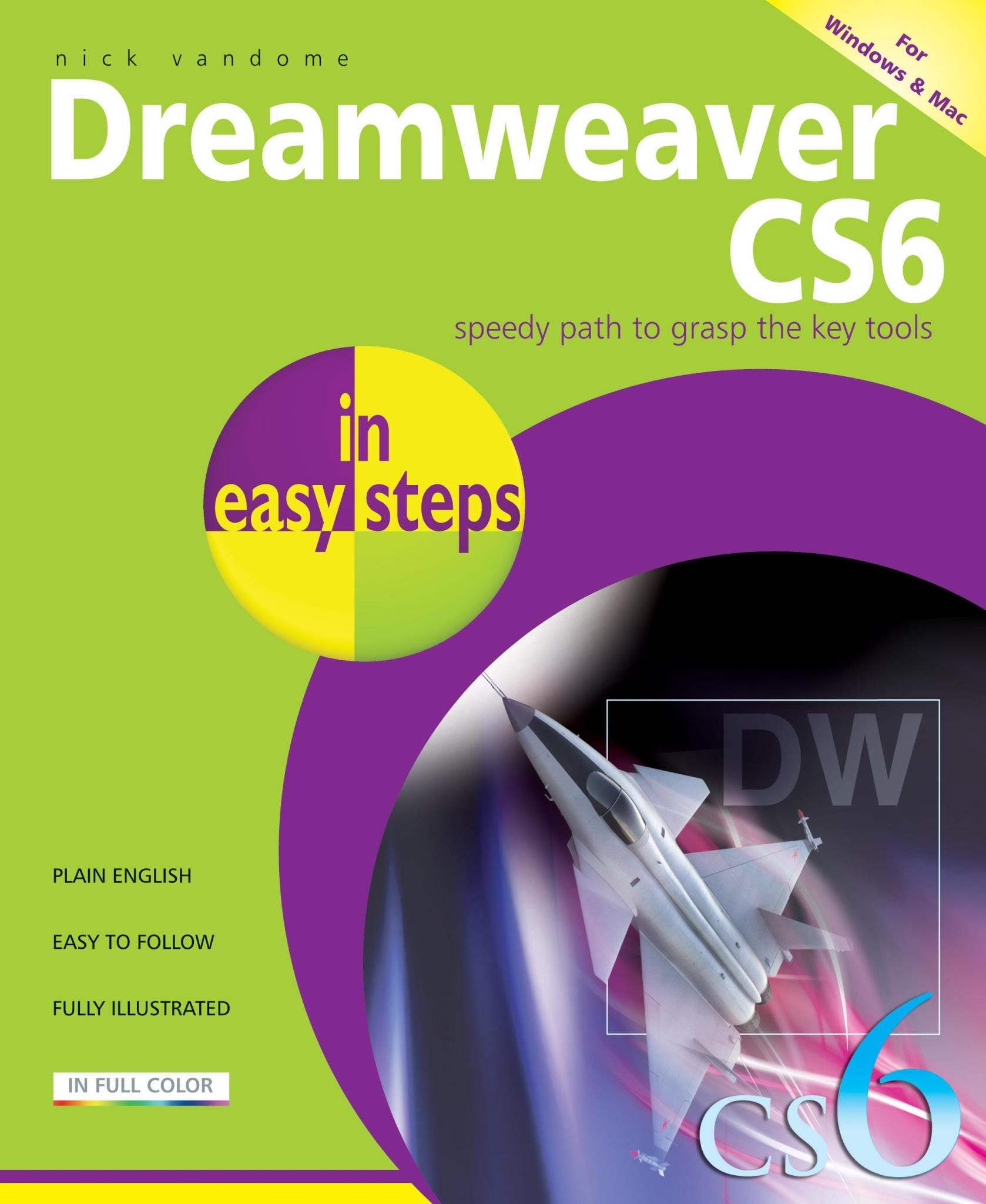 In Easy Steps Dreamweaver CS6 In Easy Steps