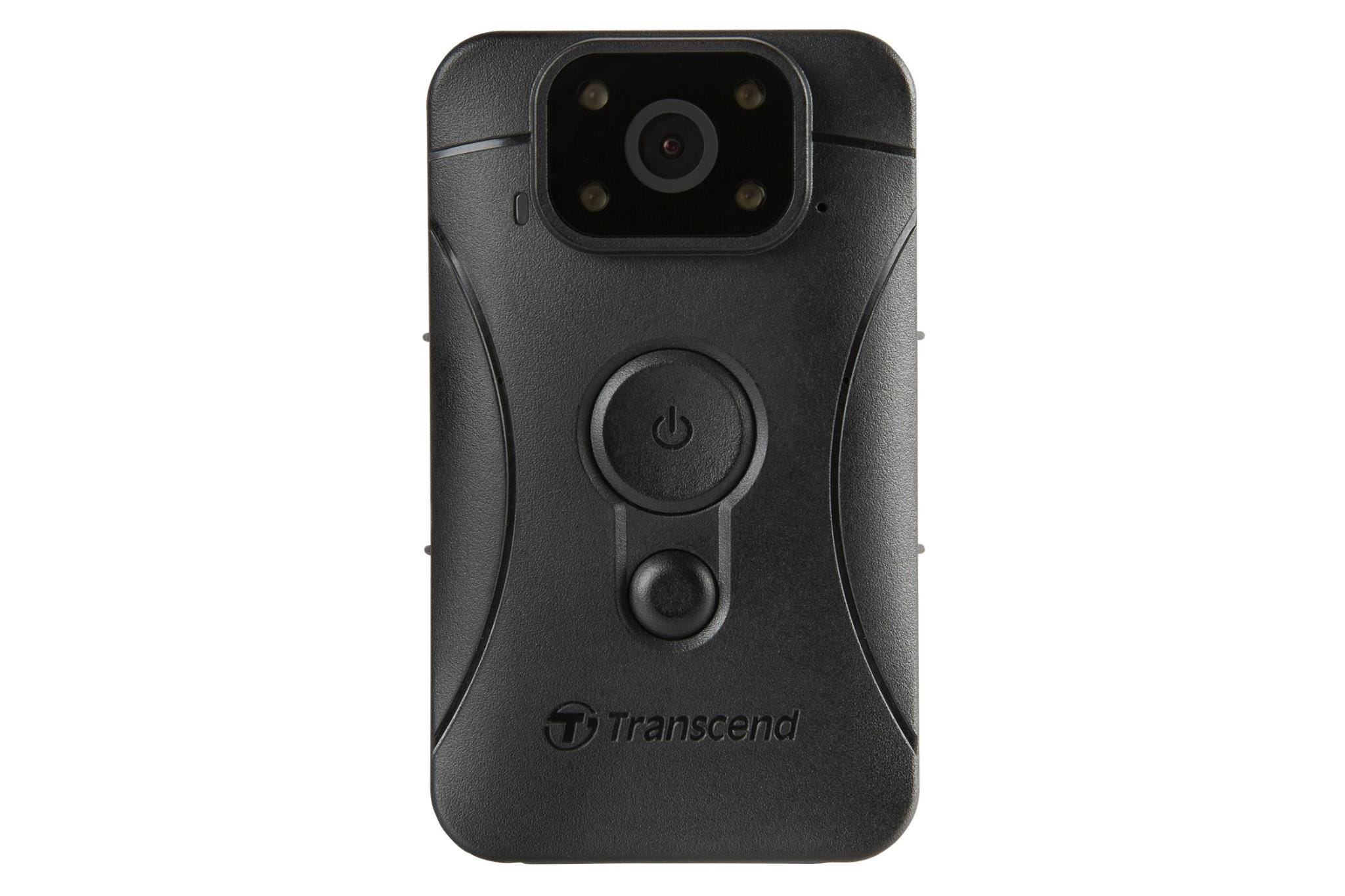 Transcend DrivePro 10 Body Camera - 32GB, Black
