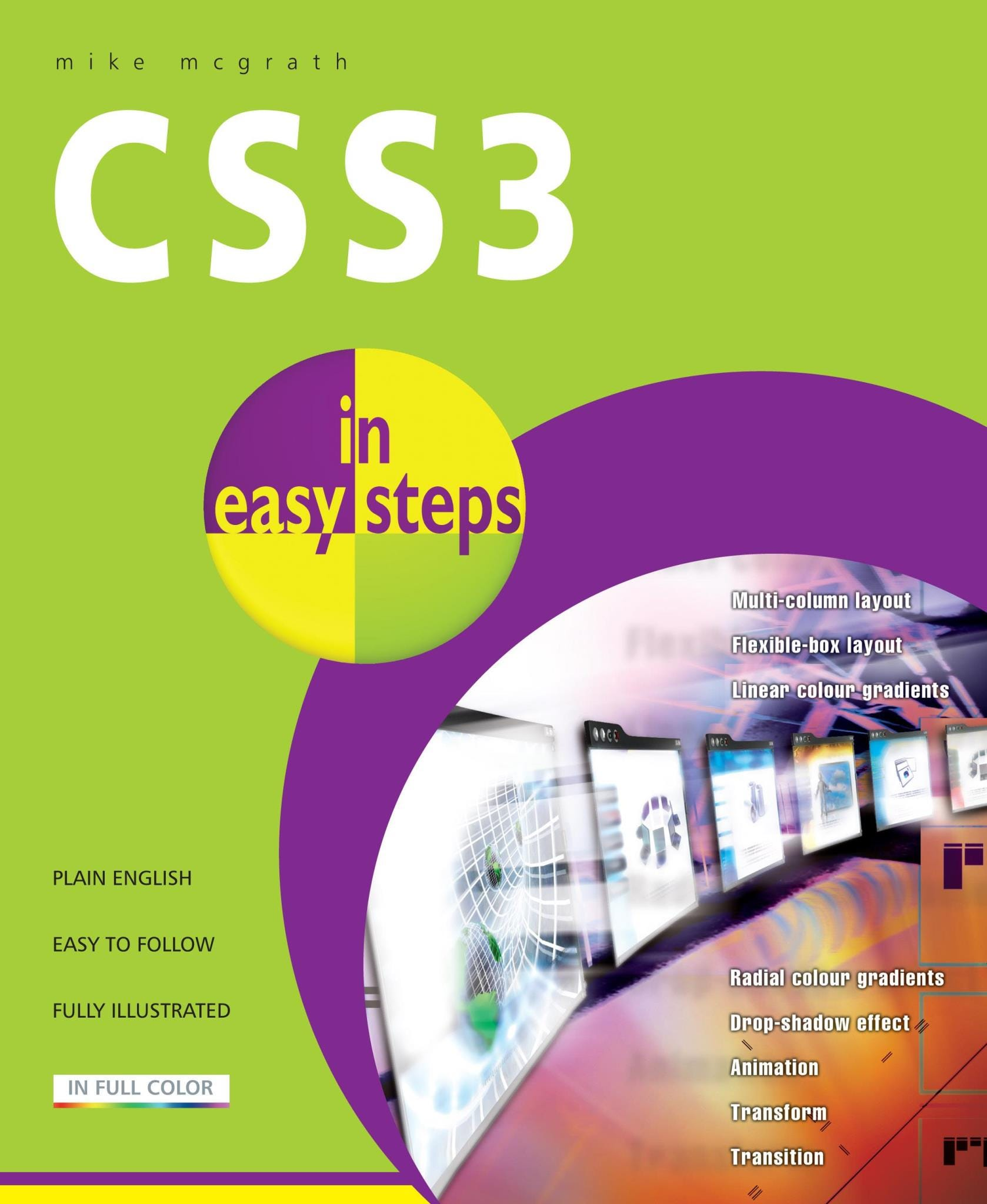 In Easy Steps CSS3 In Easy Steps