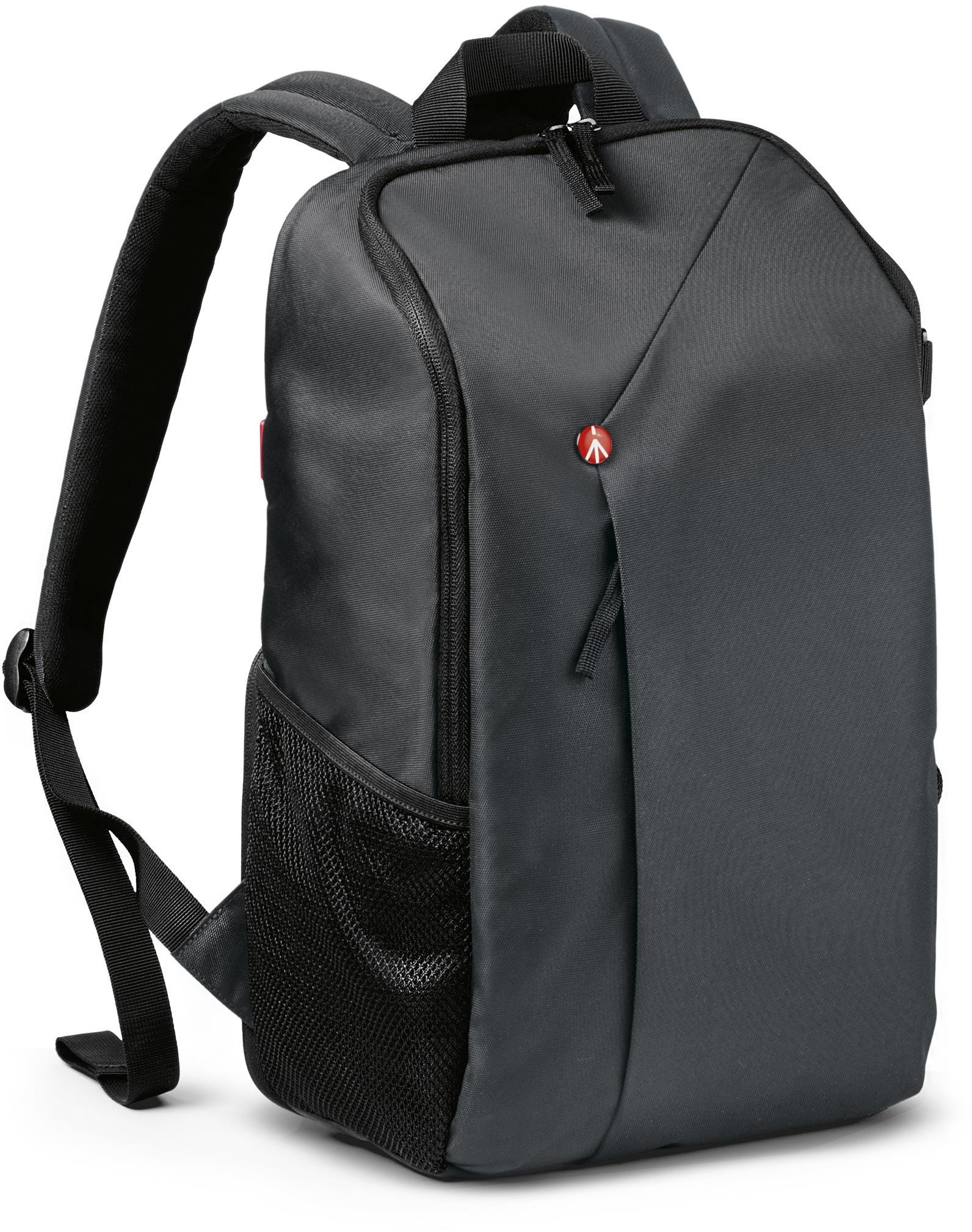 Manfrotto NX Water-Repellent DJI Mavic Pro Drone / CSC Camera Backpack - Grey