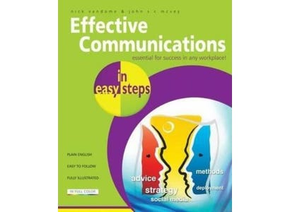 In Easy Steps Books - Effective Communications In Easy Steps