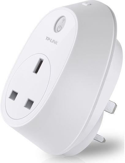 TP-Link HS110 Wi-Fi Smart Plug & Energy Monitoring with Amazon & Google Voice Control