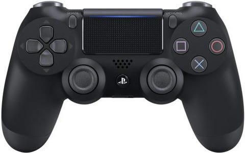 Sony PlayStation 4 DualShock Wireless Controller - Jet Black