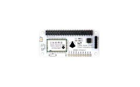 Pi Supply IoT LoRa Node pHAT for Raspberry Pi (868MHz/915MHz)