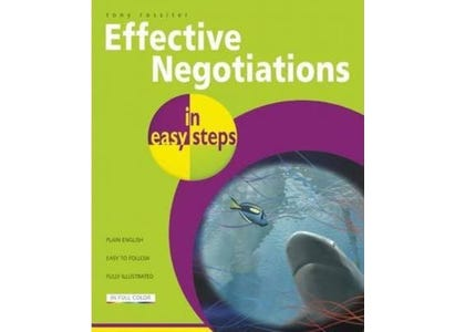 In Easy Steps Books - Effective Negotiations In Easy Steps