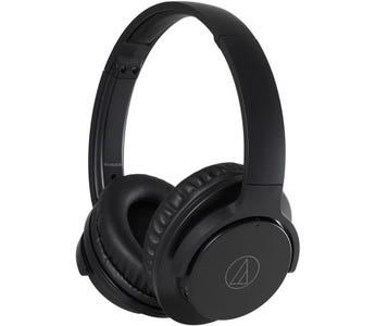 Audio-Technica ATH-ANC500BT Wireless Active Noise Cancelling Over-Ear Headphones