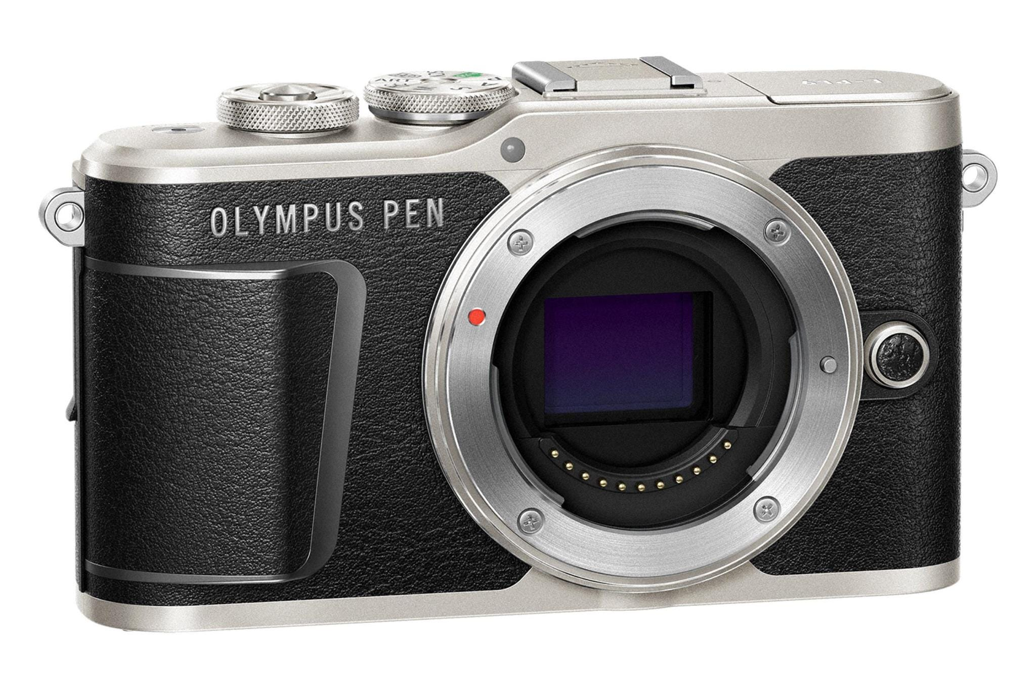 Olympus PEN E-PL9 Compact System Camera Body Only - Black