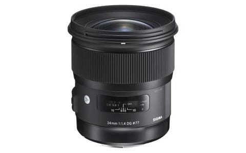 Sigma 24mm f/1.4 DG HSM Art lens Nikon Fit