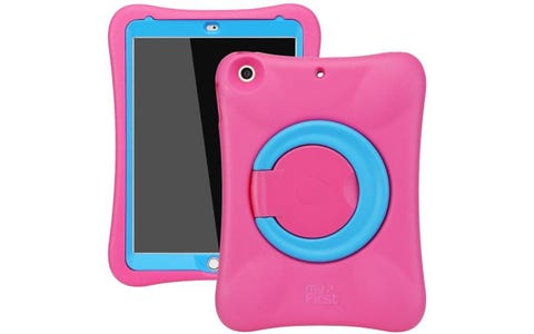 [Like New] OAXIS myFirst Ipad Shield - Pink
