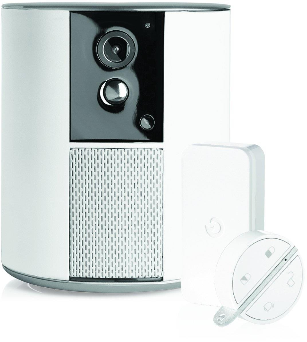 Somfy One+ Indoor Wireless Full HD Night-Vision Security Camera - White