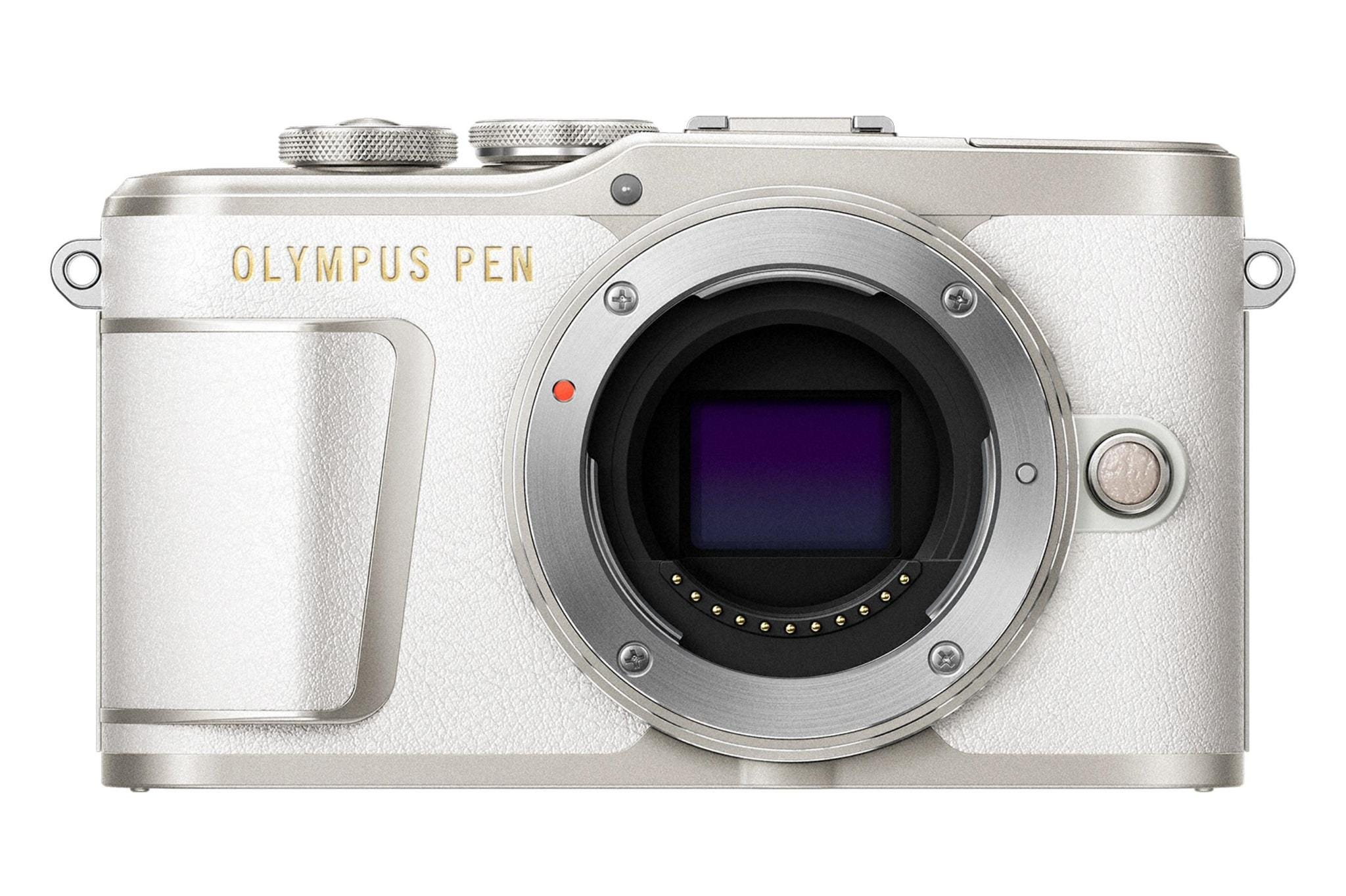 Olympus PEN E-PL9 Compact System Camera Body Only - White