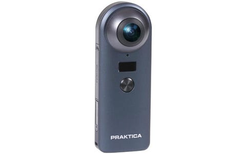 PRAKTICA Z360 Video 360-degree 4K Camera