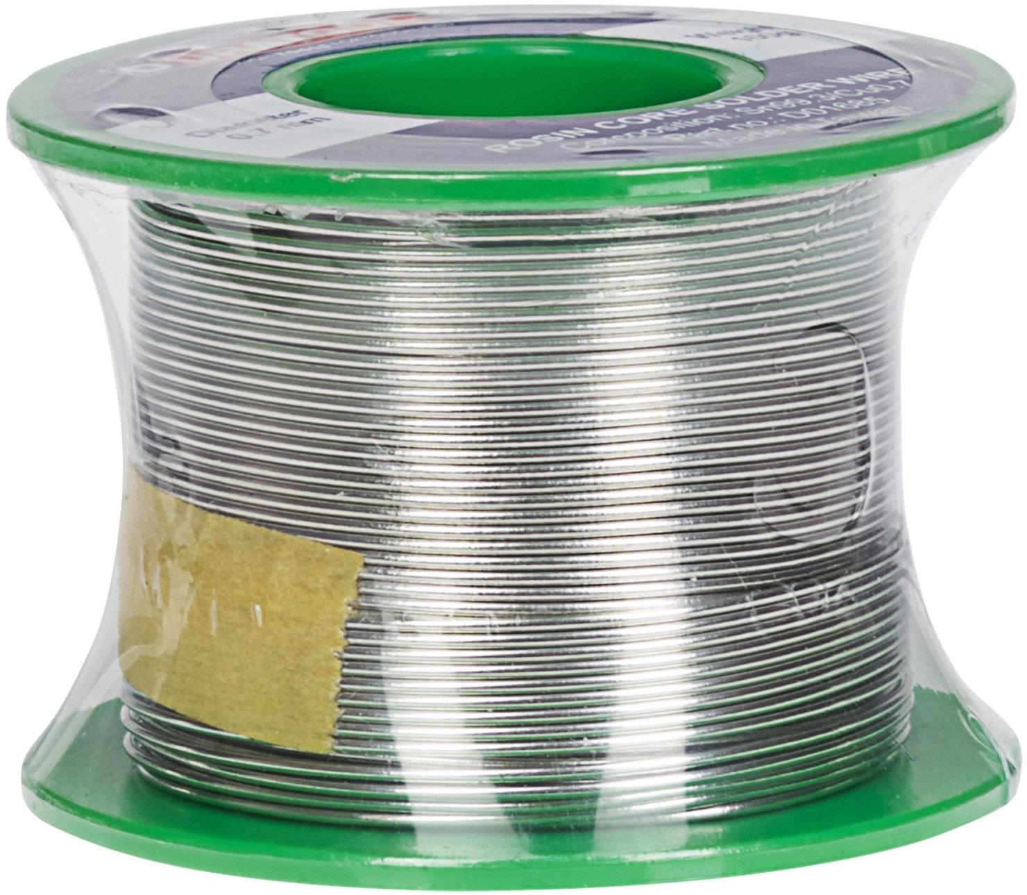 DURATOOL Lead Free Solder Wire, 1.2mm, 100g