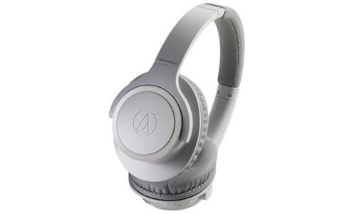 Audio-Technica ATH-SR30BT Wireless Over-Ear Headphones - Grey