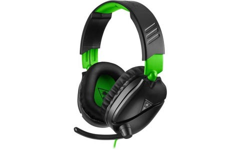 Turtle Beach Recon 70X Xbox One Gaming Headset - Black & Green