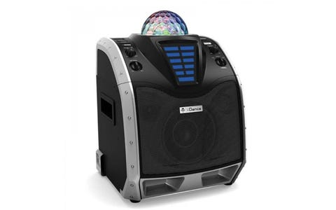 Easy Karaoke iDance XD200 Bluetooth Party System With Lights