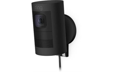 Ring Stick Up Cam Elite Indoor / Outdoor Wireless Full HD Night-Vision Security Camera - Black