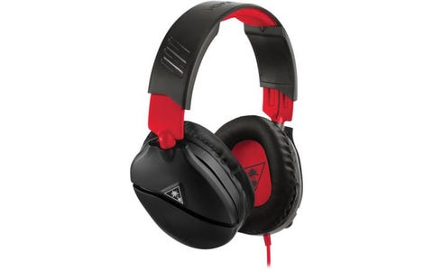 Turtle Beach Ear Force Recon 70 Gaming Headset for Nintendo Switch - Red