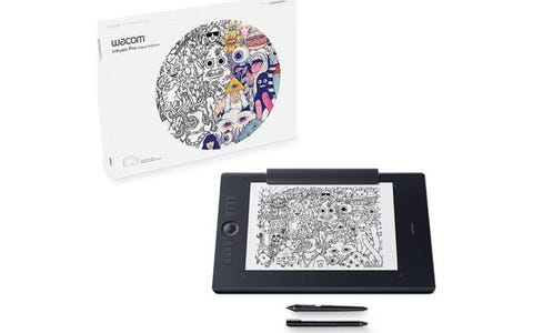 Wacom Intuos Pro PTH-680P Large Paper Edition Creative Pen Tablet