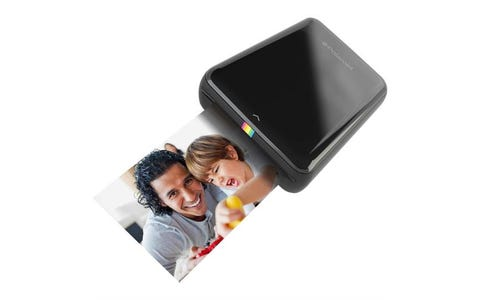 Polaroid ZIP Mobile Printer - Black