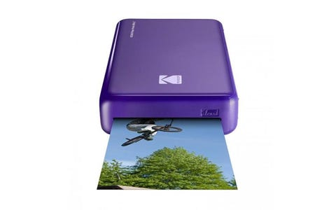 Kodak Mini 2 Instant Printer - Purple