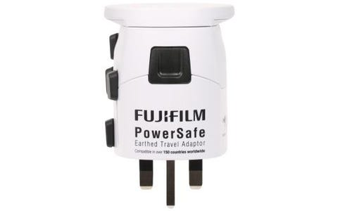Fujifilm World Travel Adapter PowerSafe - Earthed