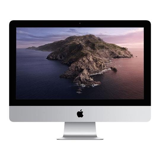 "Apple iMac 21.5"" 1920 x 1080 pixels 7th gen Intel® Core™ i5 macOS Catalina 10.15 All-in-One PC -"