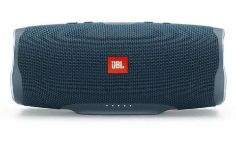 JBL Charge 4 Waterproof Portable Wireless Bluetooth Speaker - Blue