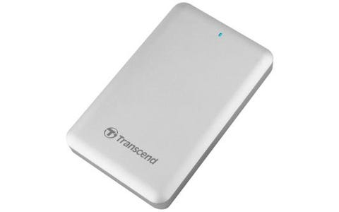 Transcend StoreJet 500 256GB Portable Solid State Derive for Mac USB 3.1 Gen 1 and Thunderbolt