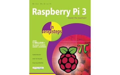 In Easy Steps Books - Raspberry Pi 3 In Easy Steps