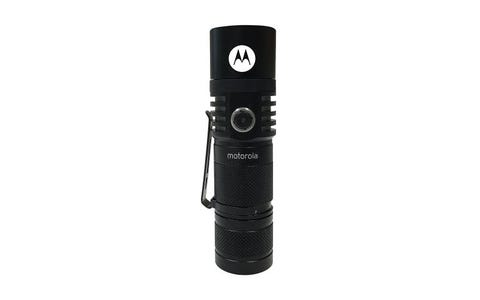 Motorola MR535 ReLED Rechargeable Flashlight with 500 Lumens - Black