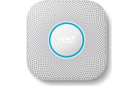 Google Nest Protect Wired Smart Smoke & CO Alarm