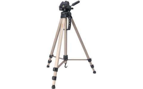 [Like New] Camlink TP2800 3 Way Pan Level & Tilt Head Tripod