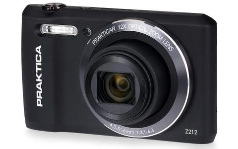PRAKTICA Luxmedia Z212 Camera -Black