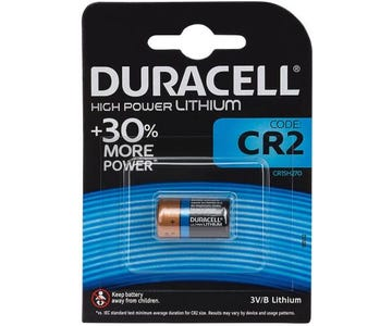 Duracell High Power Ultra Lithium CR2 (CR17355) Battery
