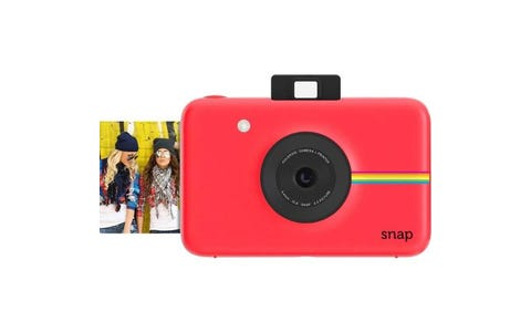 Polaroid Snap Instant Digital Camera with 20 sheets - Red