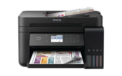 Epson EcoTank ET-3750 (A4) All-in-One Wireless Colour Inkjet Printer