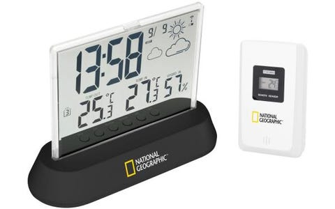 National Geographic Weather Station - Transparent