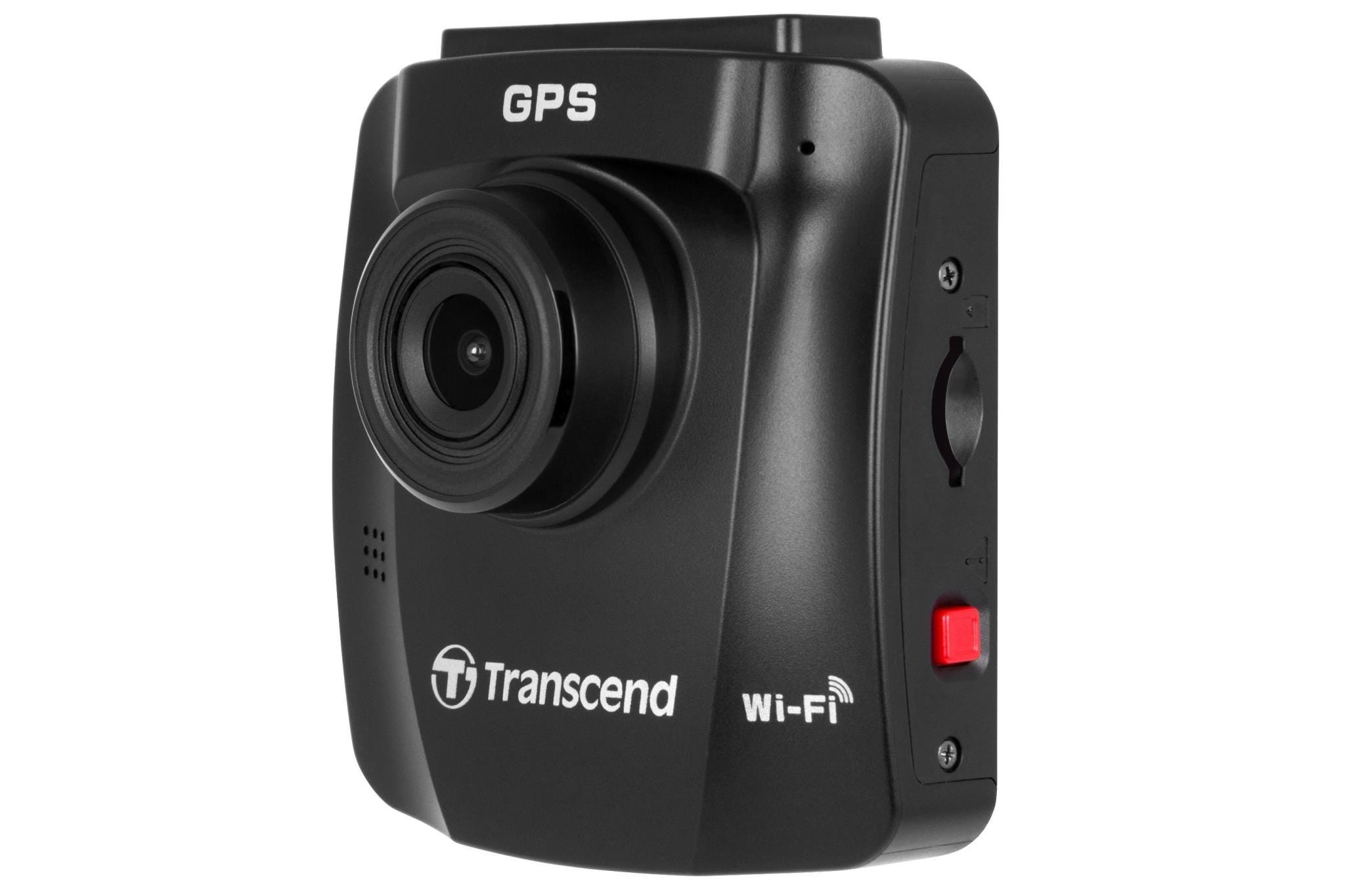 Transcend DrivePro 230 Full HD Dash Cam with Built-in G-Sensor