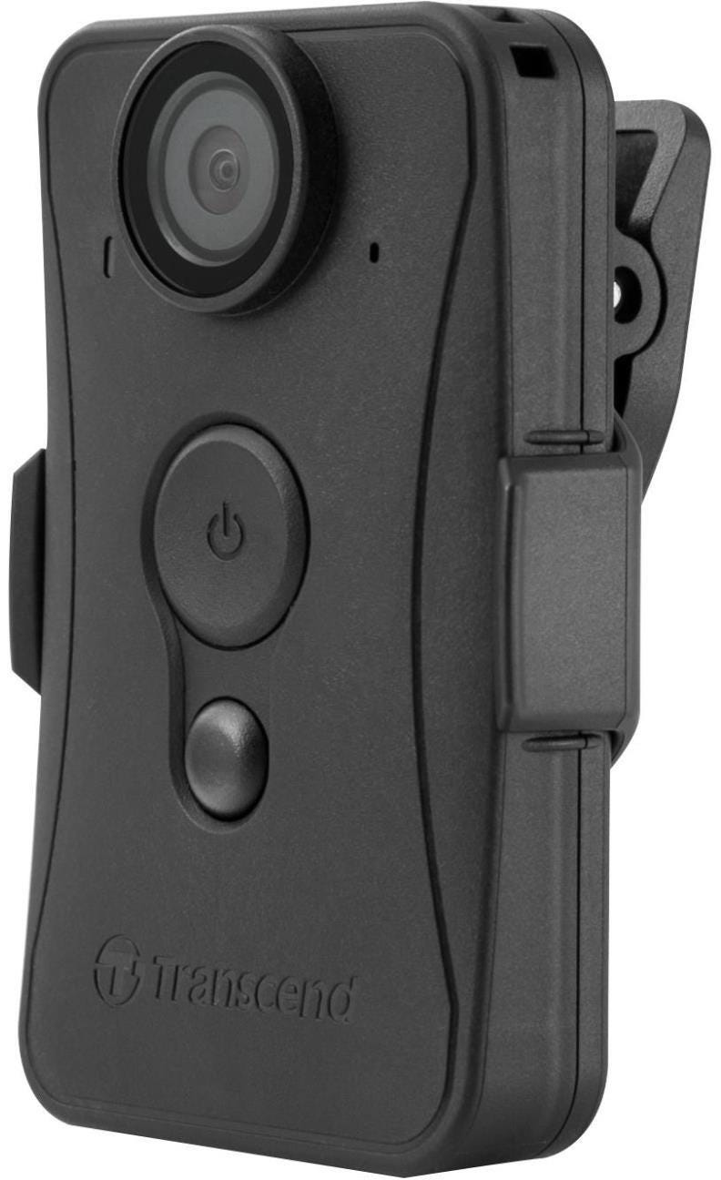 Transcend DrivePro 20 Body Camera - 32GB, Black