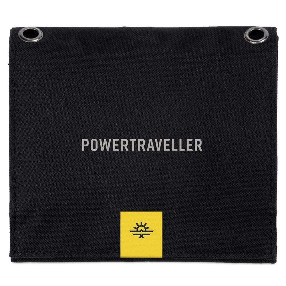 Powertraveller Falcon 7 Foldable Solar Panel 7W Charger