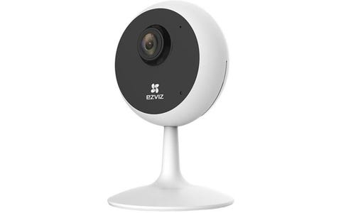 EZVIZ C1C Indoor Wireless Full HD Night-Vision Security Camera - White