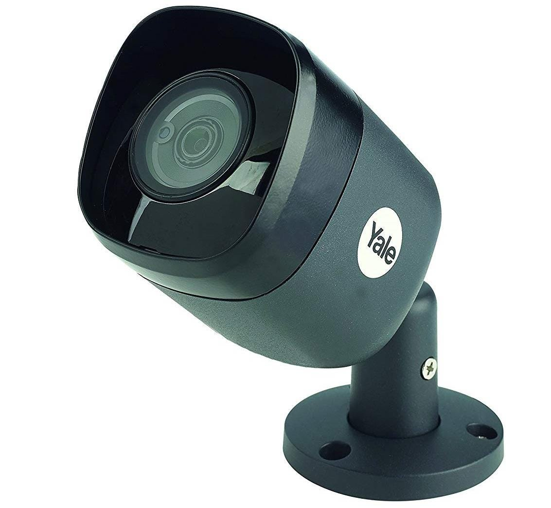 Yale HD1080p Wired Bullet Smart Home CCTV Outdoor Camera