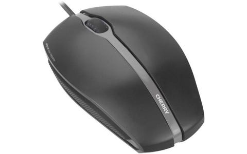 CHERRY Gentix 3 Button Wired Symmetrical Optical Mouse