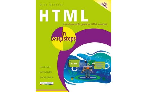 HTML In Easy Steps (9th edition)