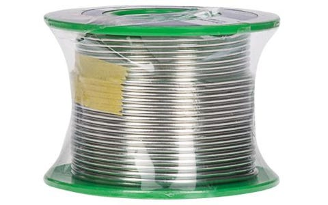 DURATOOL Lead-Free Solder Wire, 0.7mm, 100g