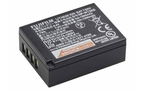 Fujifilm NP-W126S Rechargeable Battery Pack